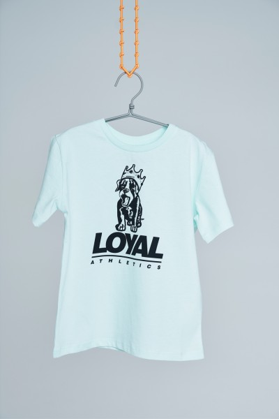 Loyal Puppy Mint Tee