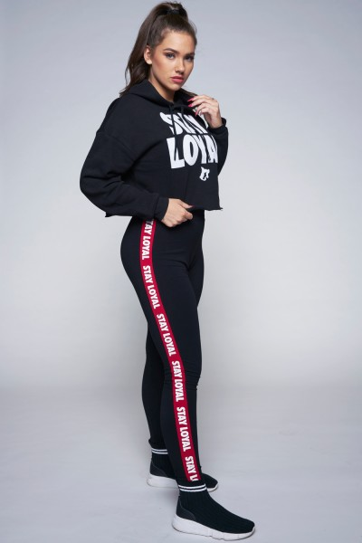 Stay Loyal Panel Leggings