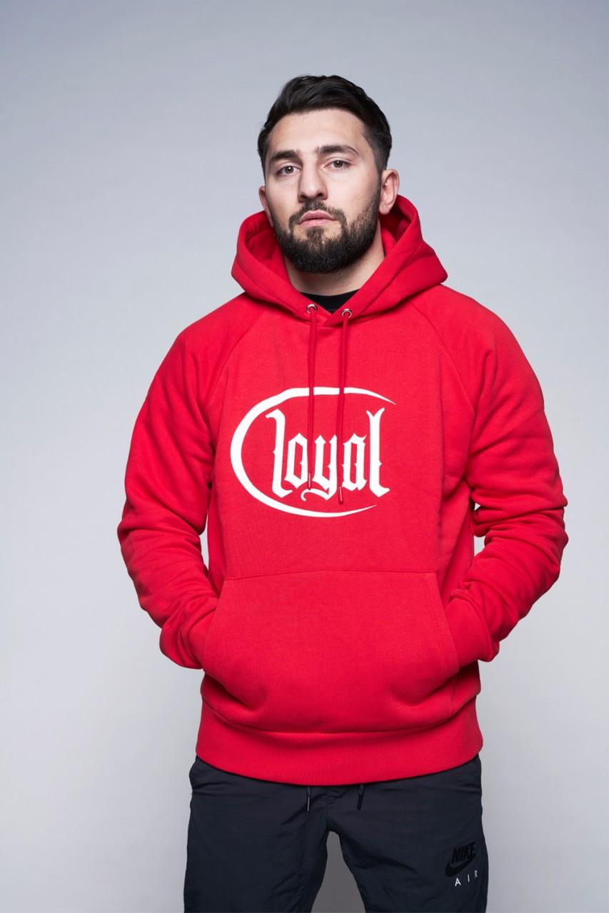 Loyal Hoodie Red