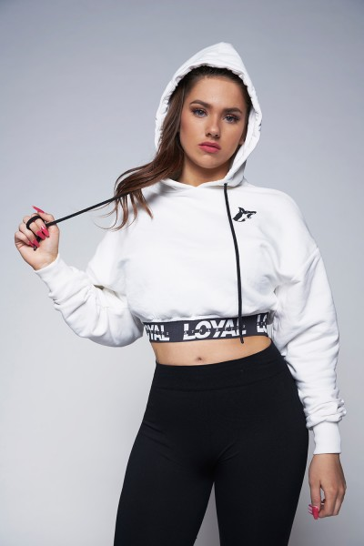 Loyal Athletics Crop Hoodie
