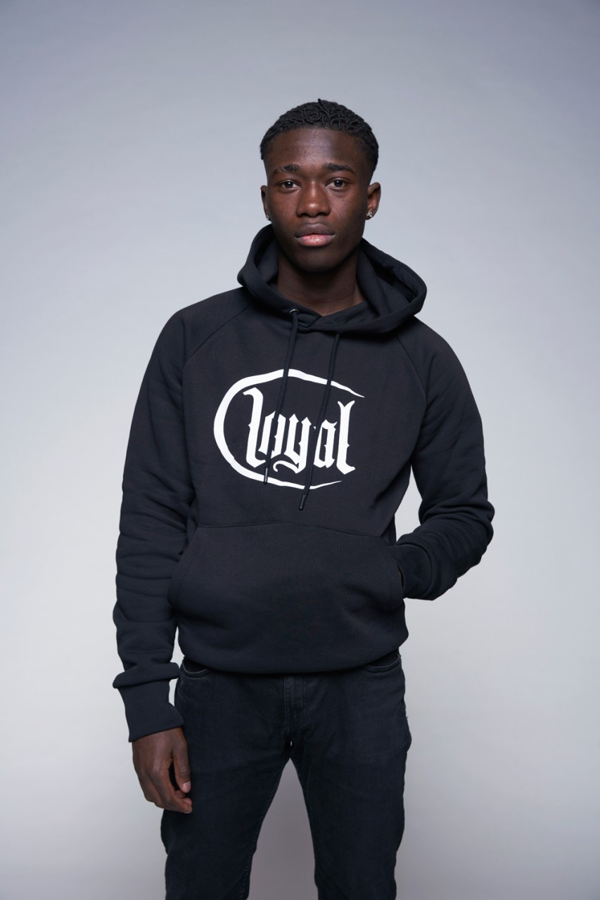 Loyal Hoodie Black