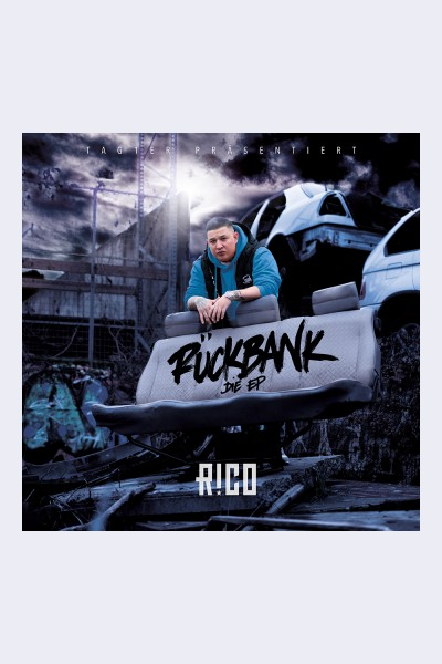 Rico - Rückbank, die EP CD
