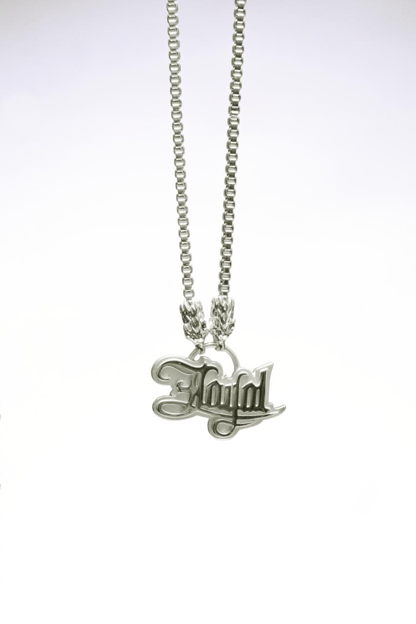 14 Karat Loyal Chain Weißgold