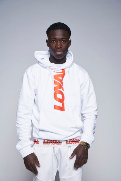 Loyal Athletics Hoodie White