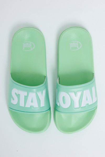 Loyalette Stay Loyal Mint/White